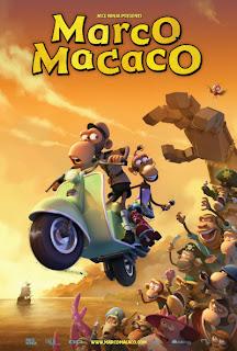Marco Macaco (Dublado) DVDRip RMVB