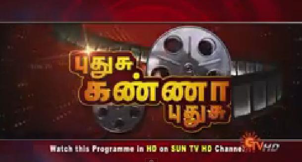 Pudhusu Kanna Pudhusu Dt 28-08-13 Sun Tv