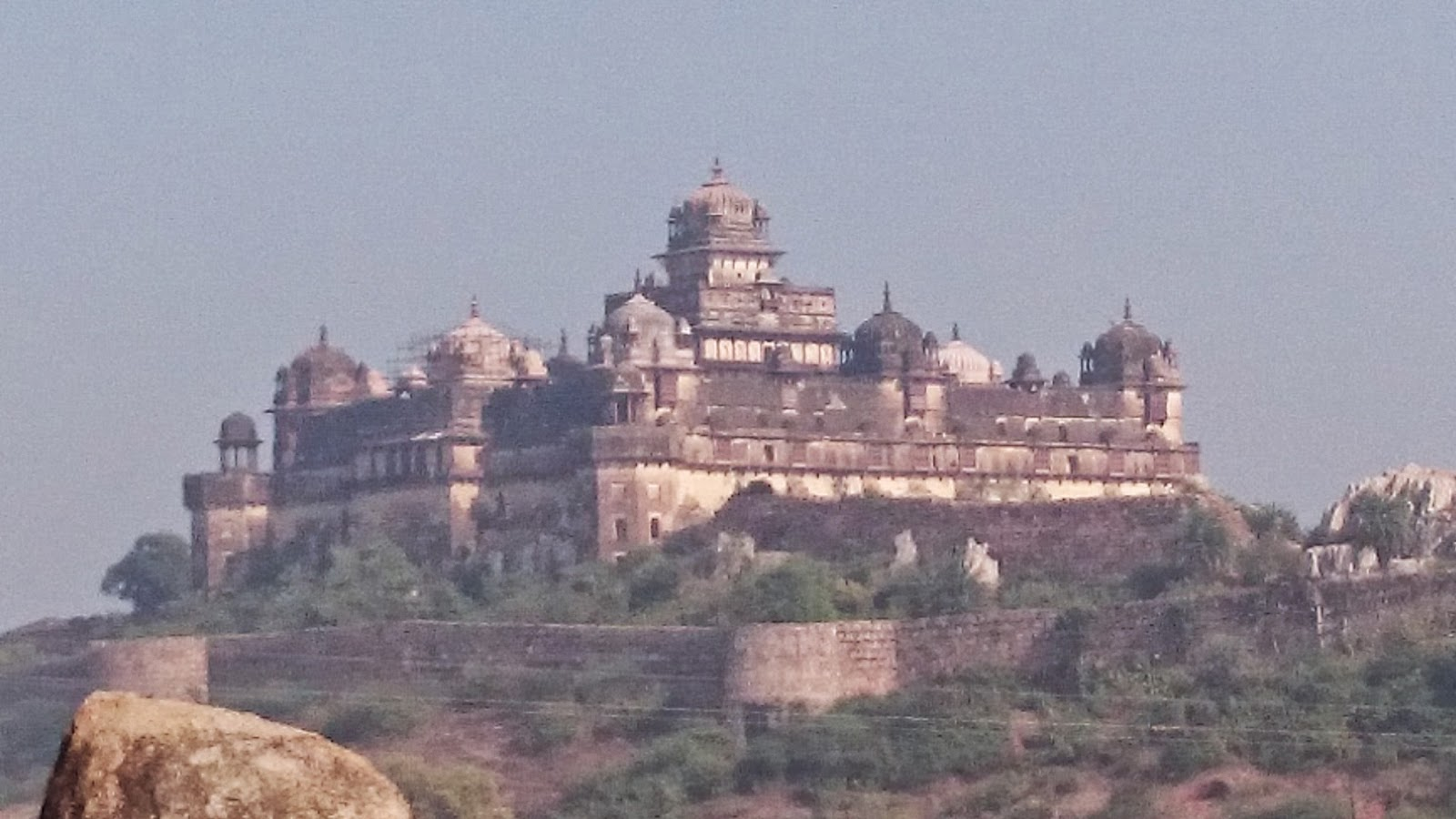 Trip To Datia Palace Govind Mahal Datia Madhya Pradesh