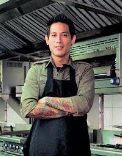 Chef Juna Rorimpandey Master Chef Indonesia