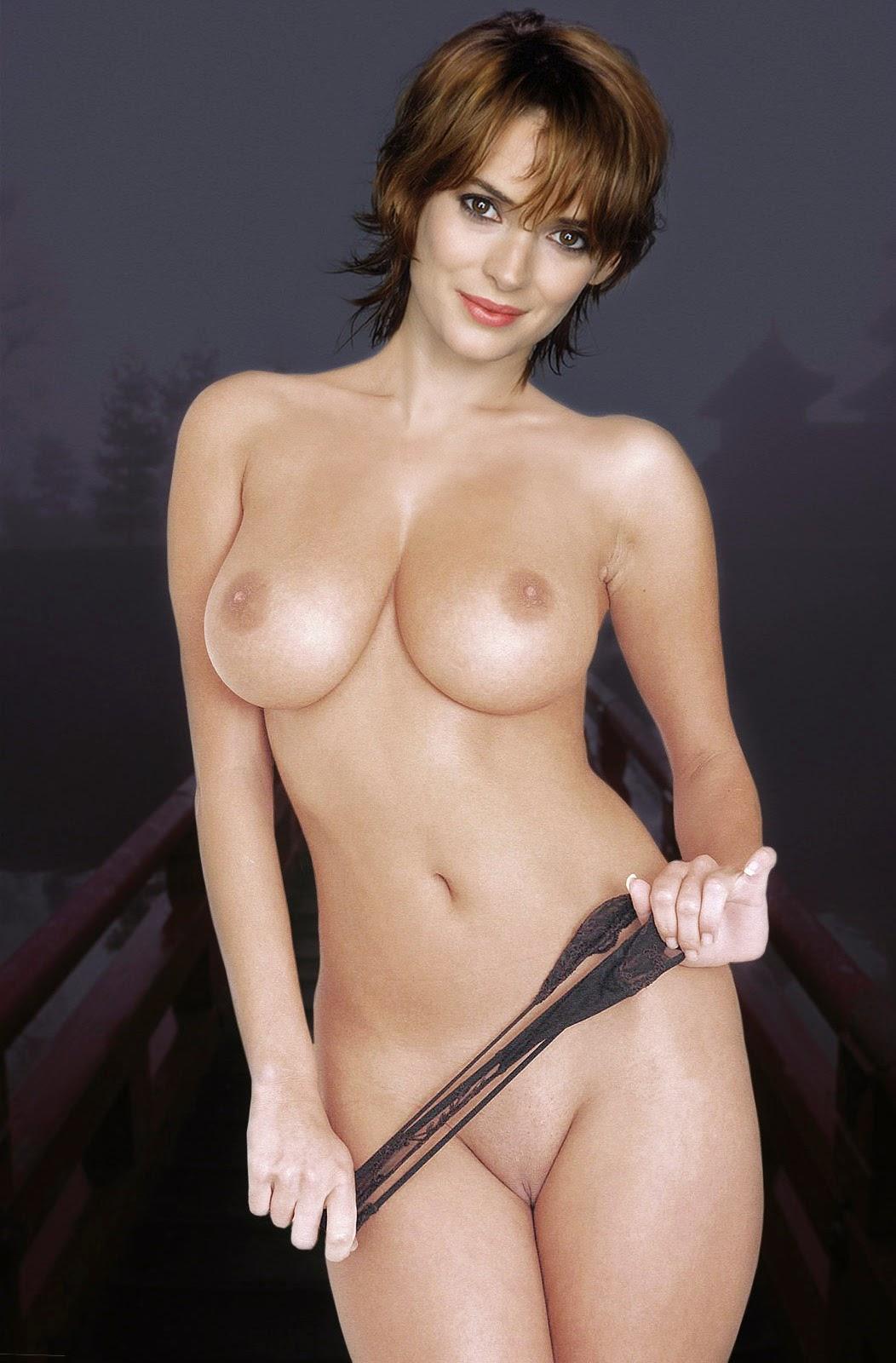 Wynona ryder naked nude video