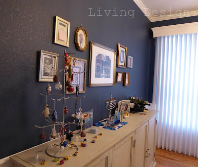 Living Design Chanukah Decorating 2015