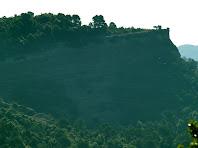 Puig Castellar des de Can Barretina