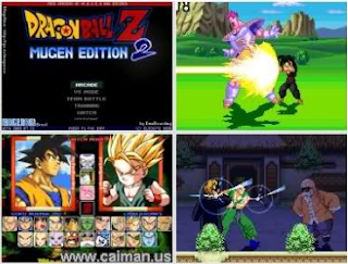 Mugen Dragon Ball Z edition 2