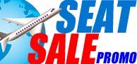 Airlines Seat Sale Promo | Cheap Airfare Tickets