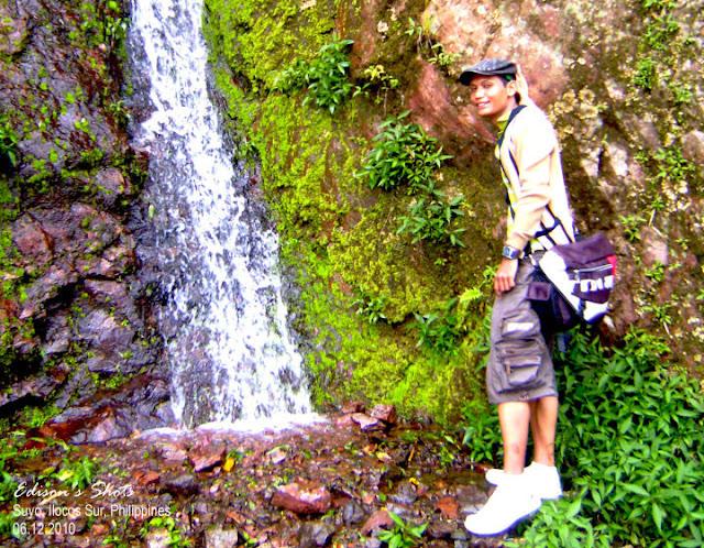 Suyo, Ilocos Sur | Stunning Waterfalls along the Mountain Road