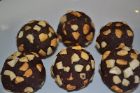 Chocolate Peanut Truffles