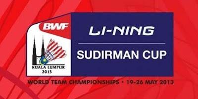 Sudirman Cup 2013