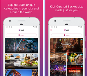 Lifestyle App of the Month – Kibii