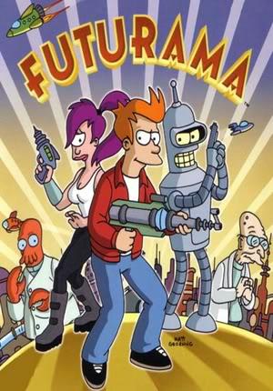 Futurama 1ª a 5ª Temporada DVDRip e HDTV Dublado    Torrent Torrent Grátis