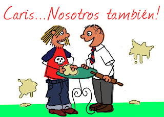 CARIS ...NOSOTROS TAMBIN !