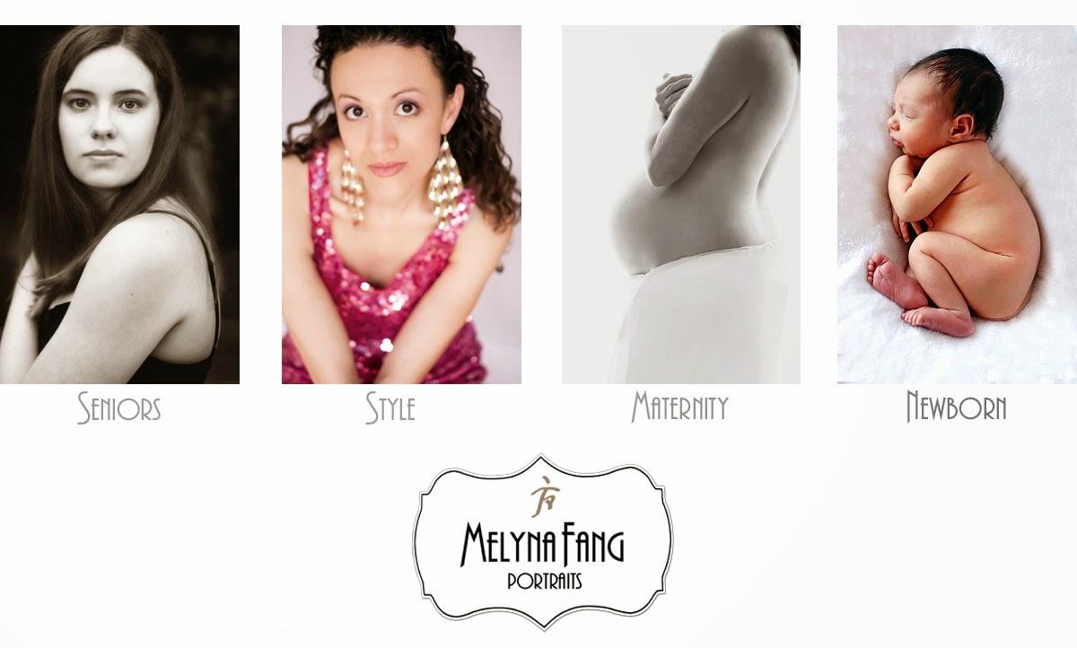 Melyna Fang Portraits