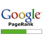 Info Blog, pagerank logo