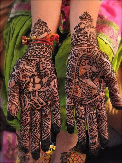 Bridal Mehndi Designs For Hands 2013  Mehndi Desings 2013