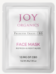 CBD Face Mask - Joy Organics