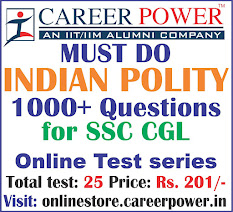 MUST DO INDIAN POLITY ONLINE TEST SERIES