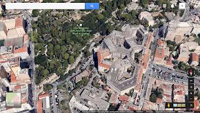 Visualizzazione 3D di Cagliari