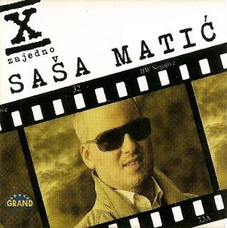 Sasa Matic - Diskografija Maliomot