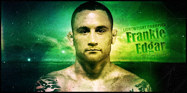 ufc mma fighter frankie edgar wallpaper picture image pic