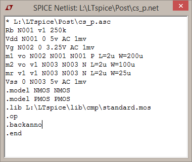 how to add a nmos model to ltspice