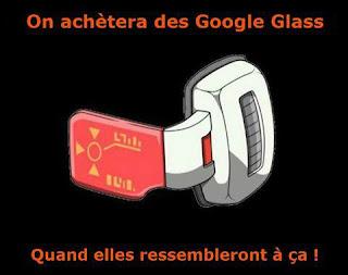 google glass détecteur dbz