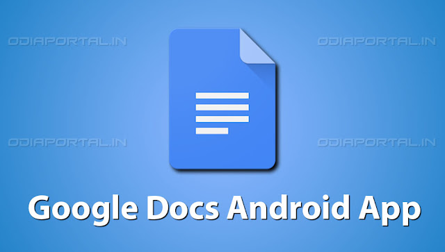 Google Docs 1.4 App For Android Free Download (33MB) com.google.android.apps.docs.editors.docs