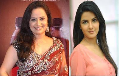 Vaishnavi Mcdonald and Jasmine Bhasin