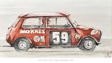 """Morris Cooper S """"Broadspeed"""", 1966"""