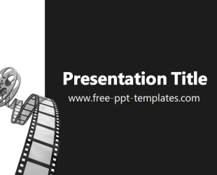 Free PowerPoint Templates: TV Shows and Movies | Free PowerPoint ...