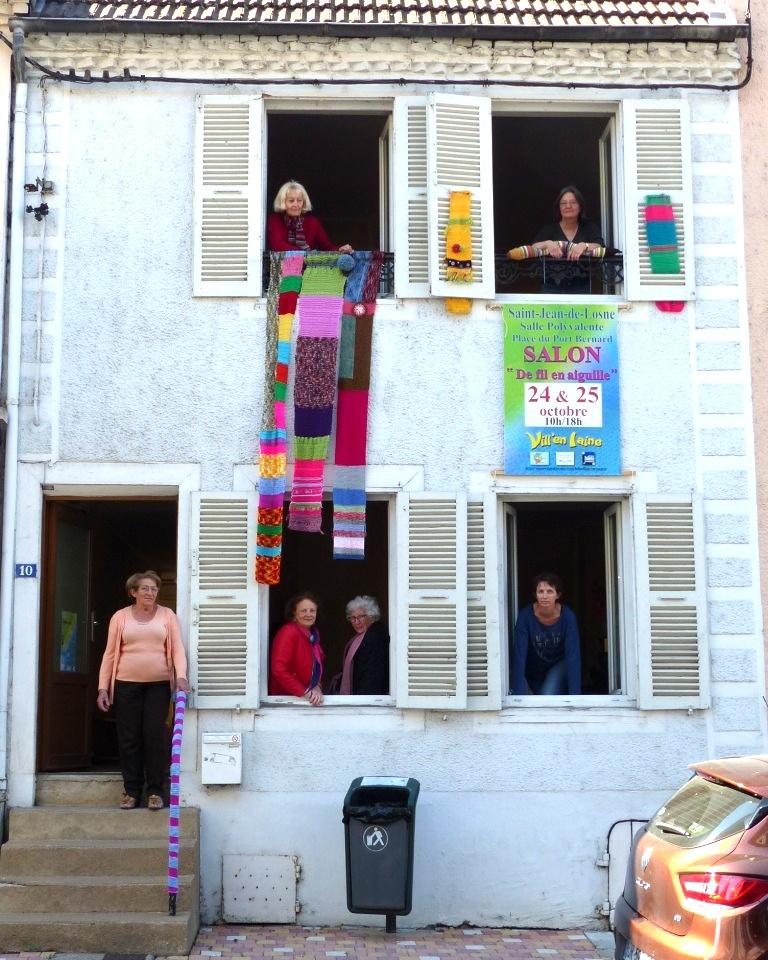Salon de fil en aiguille vill 39 en laine en rives de sa ne le d p t a co - Salon fil en aiguille ...