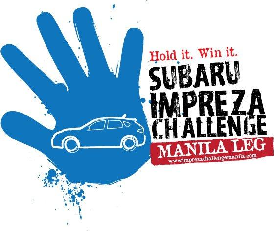 MylifesGood: Subaru Impreza Challenge 2011