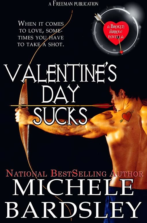 Valentine's Day Sucks is Story 9.5 in the Broken Heart series by Michele Bardsley.