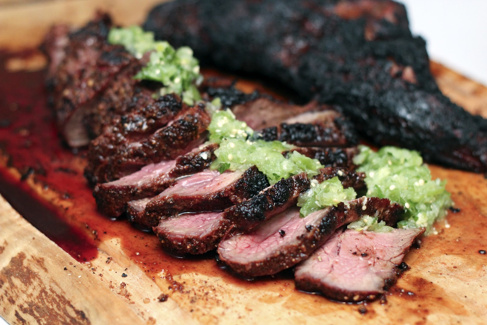 The Butcher and The Baker: Recipe: Santa Maria Tri-Tip