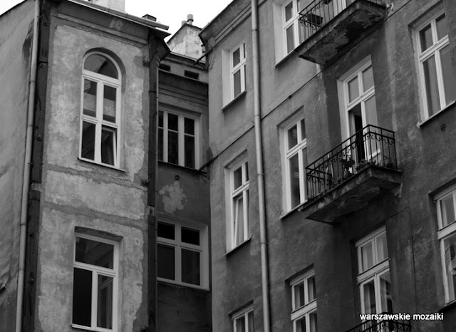 Warszawa Śródmieście oficyna