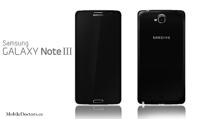 Concept Phone Of The Week : Samsung Galaxy Note 3 - Mobile Doctors.co