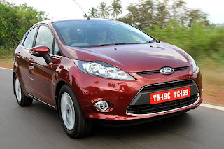 new ford fiesta line up