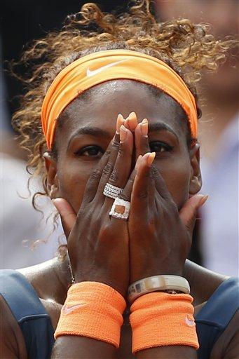 french open winners women