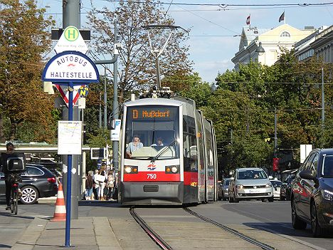 ウィーン路面電車
