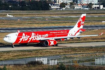 AirAsia X Airbus A330-300. ZonaAero