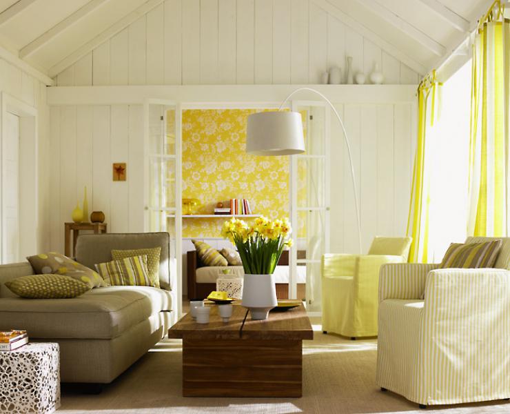 innengestaltung wohnzimmer: steinwand wohnzimmer beispiele wie, Wohnzimmer dekoo