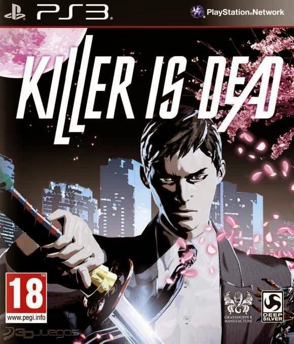 Killer is Dead [PS3] [4.65] [EUR]