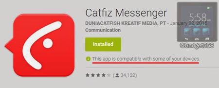 Install aplikasi di Android melalui komputer