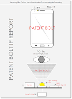 Samsung Patent for Eye Scanner