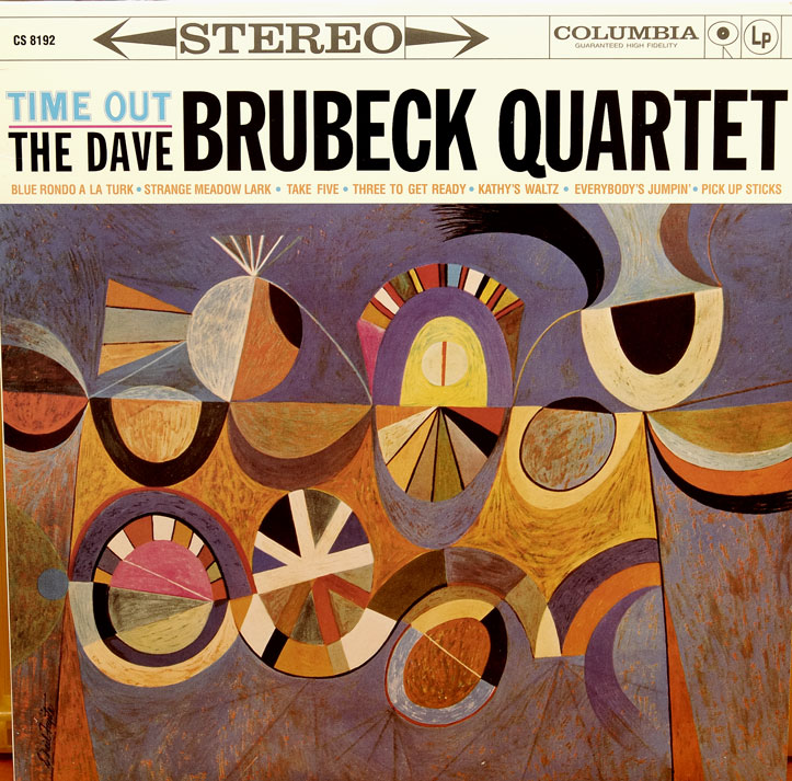 Dave Brubeck Quartet Time Changes