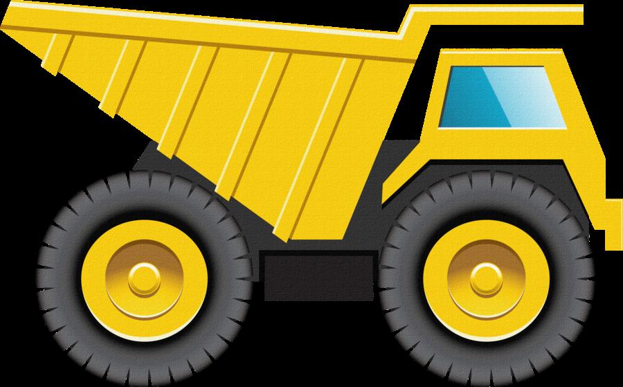yellow truck clipart - photo #31
