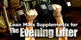 Best Supplements That Give You Mass