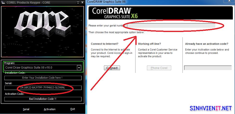 скачать corel draw x5 crack