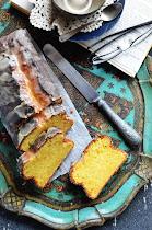 La burrica recomienda: Loaf cake de naranja