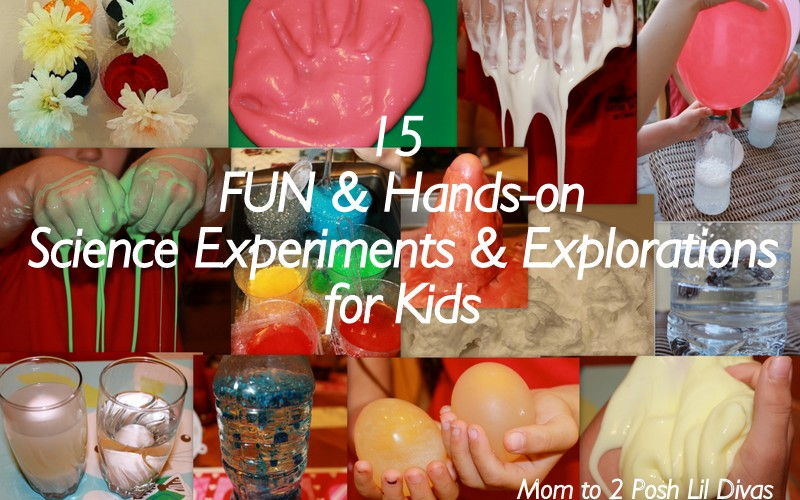 Science Fair Project Soda Fizz http://www.momto2poshlildivas.com/2012/05/summer-fun-kids-science-experiments.html