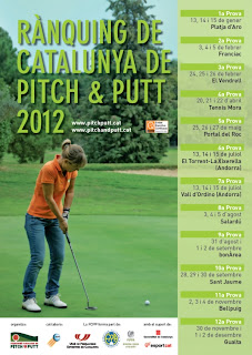 Ranquing Pitch and Putt 2012- FCPP